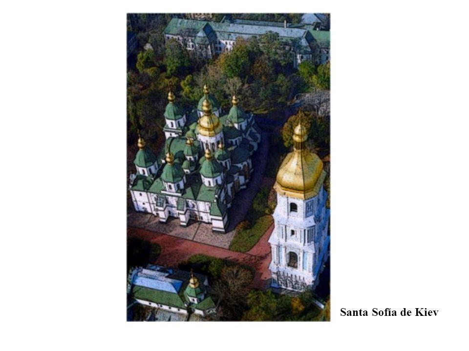 Santa Sofía de Kiev