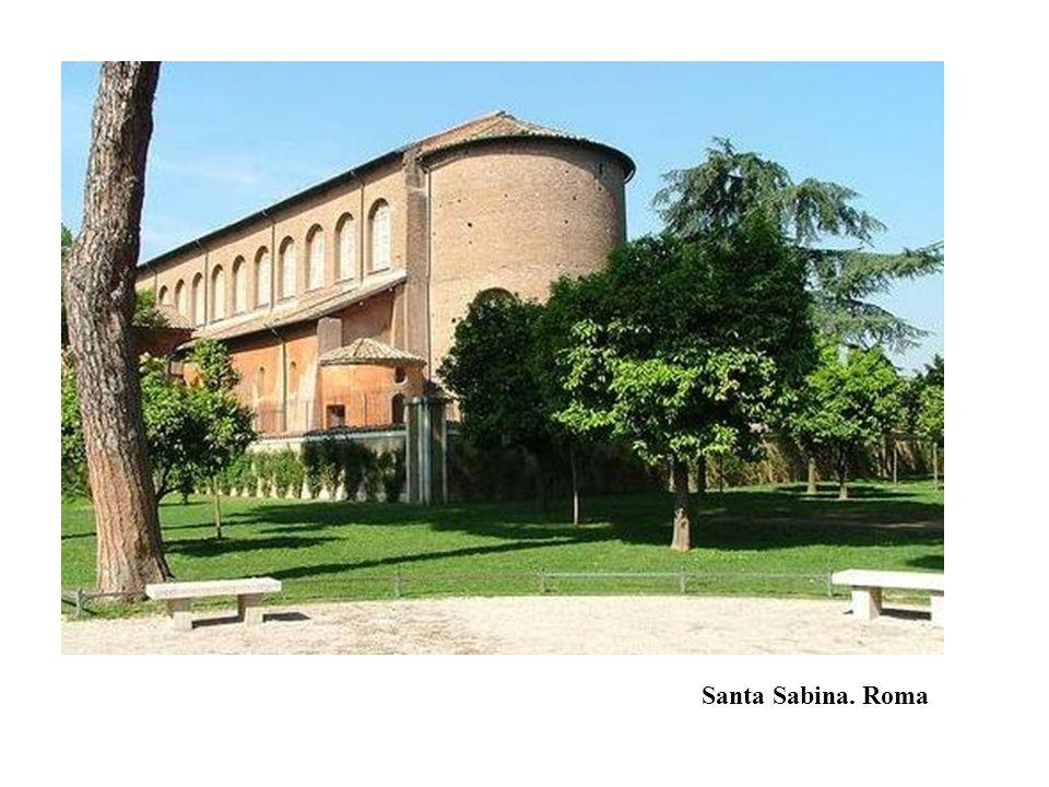 Santa Sabina. Roma