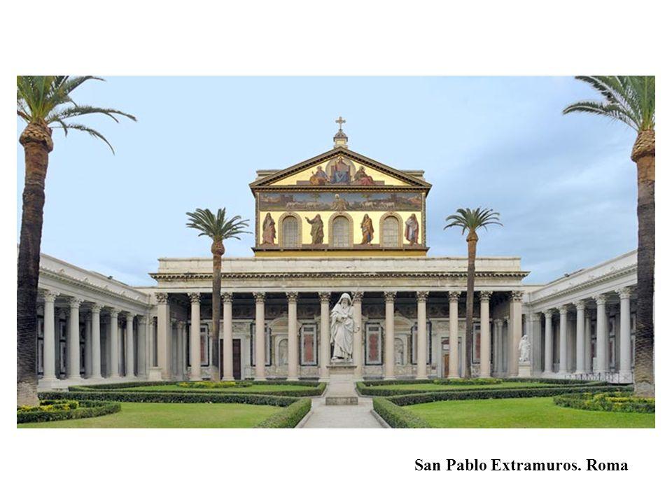 San Pablo Extramuros. Roma