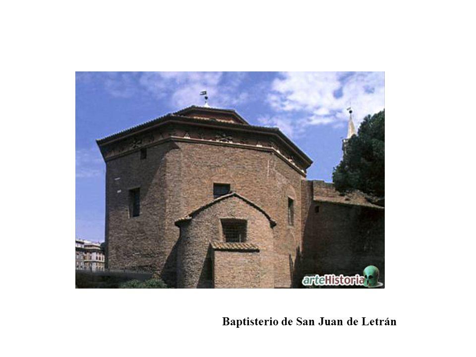 Baptisterio de San Juan de Letrán