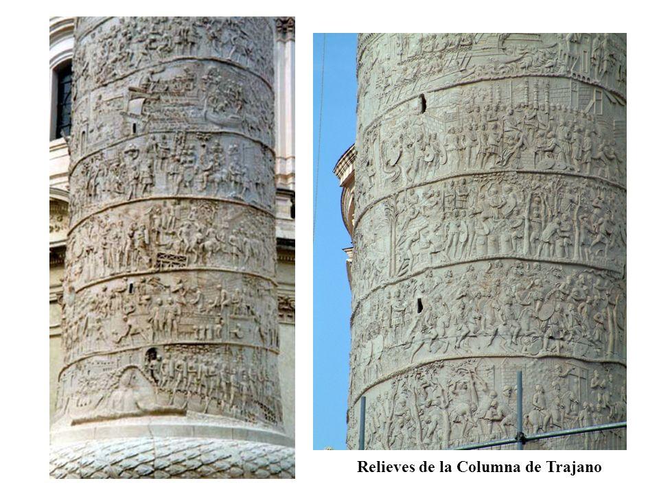Relieves de la Columna de Trajano