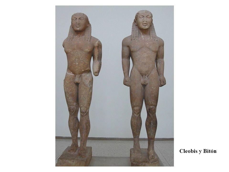 Cleobis y Bitón