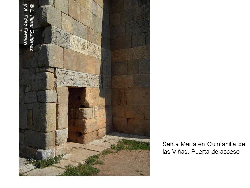 Santa María en Quintanilla de