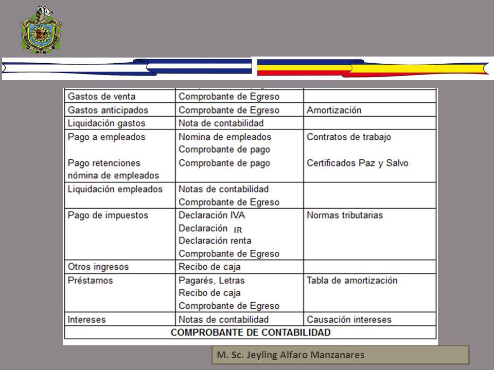 M. Sc. Jeyling Alfaro Manzanares