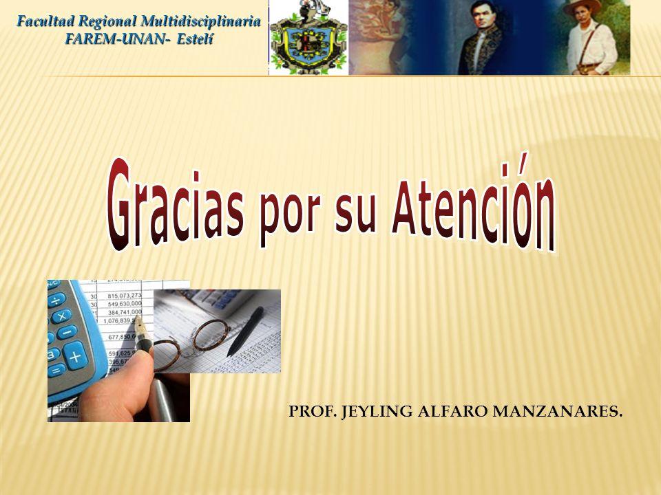 Facultad Regional Multidisciplinaria Gracias por su Atención