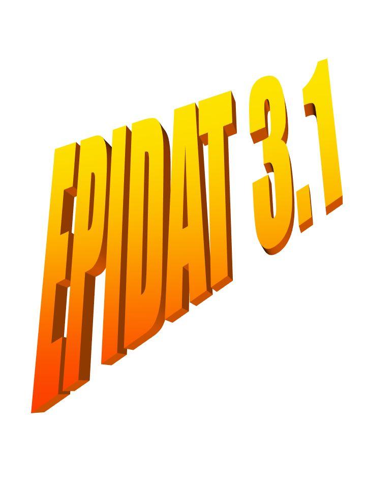 EPIDAT 3.1
