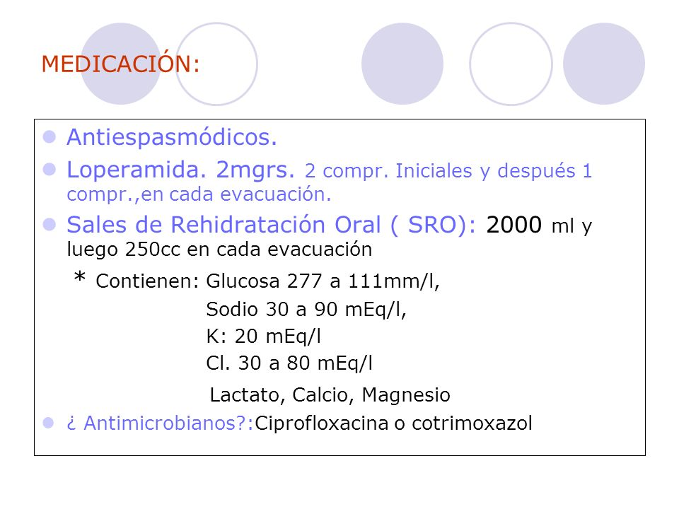 * Contienen: Glucosa 277 a 111mm/l,