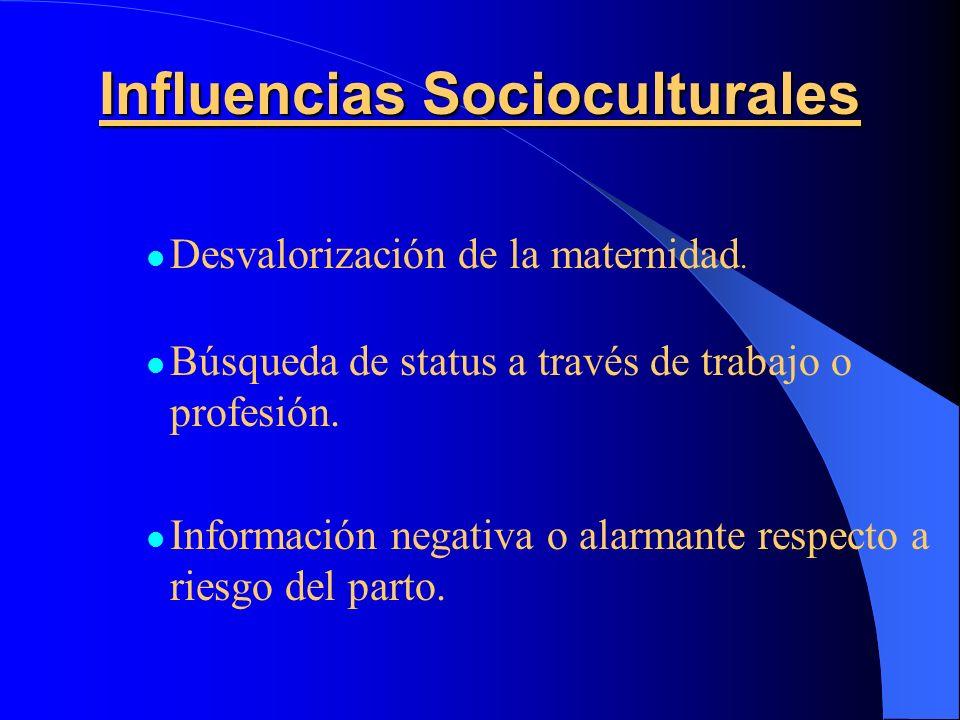 Influencias Socioculturales