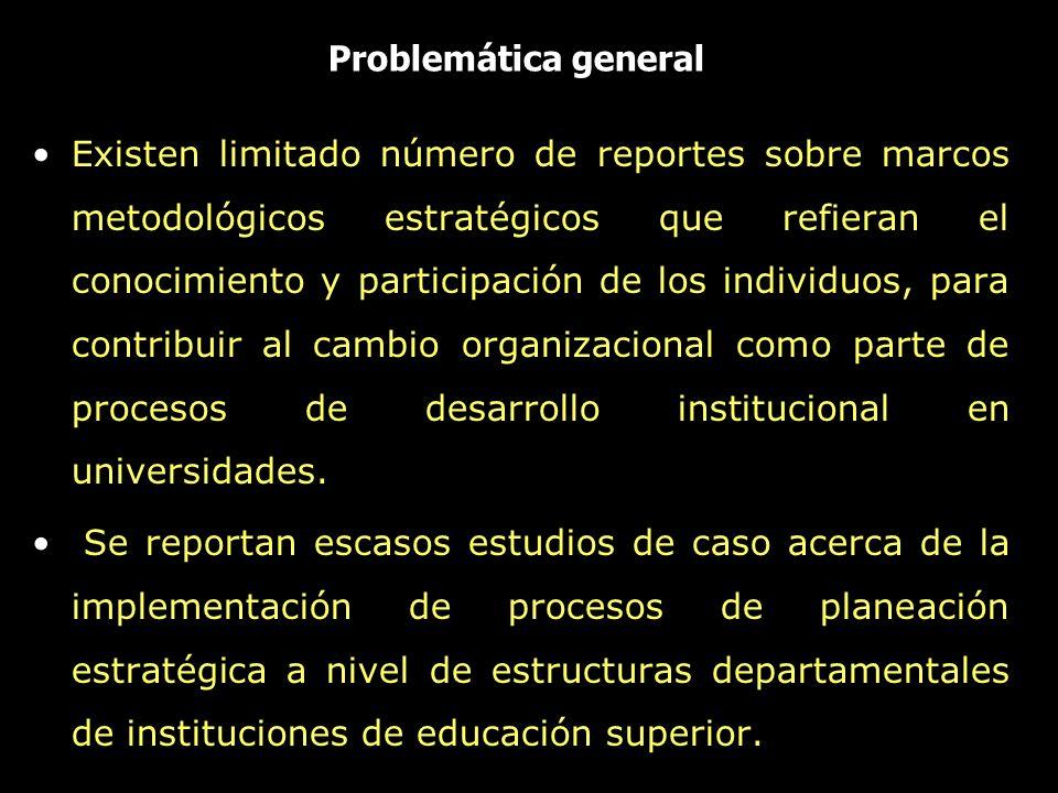 Problemática general