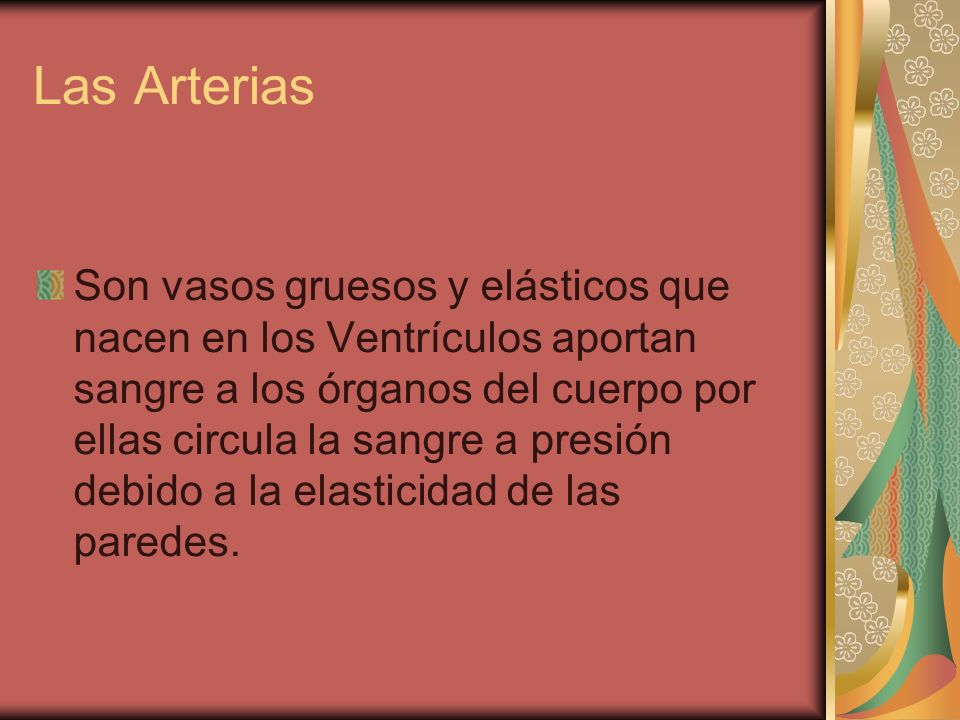 Las Arterias