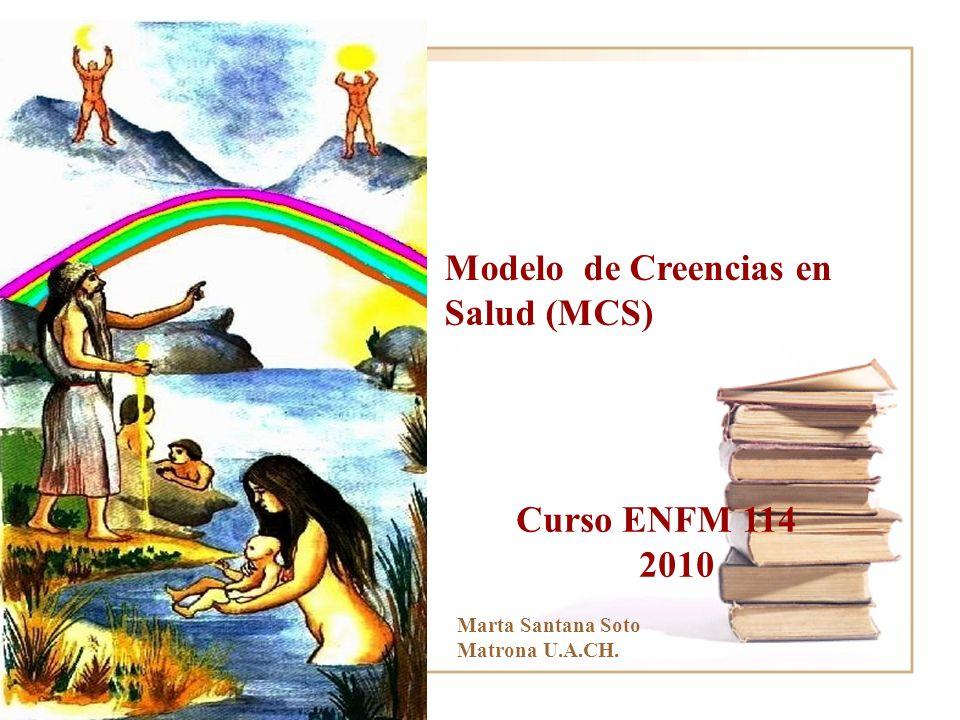 Modelo de Creencias en Salud (MCS)