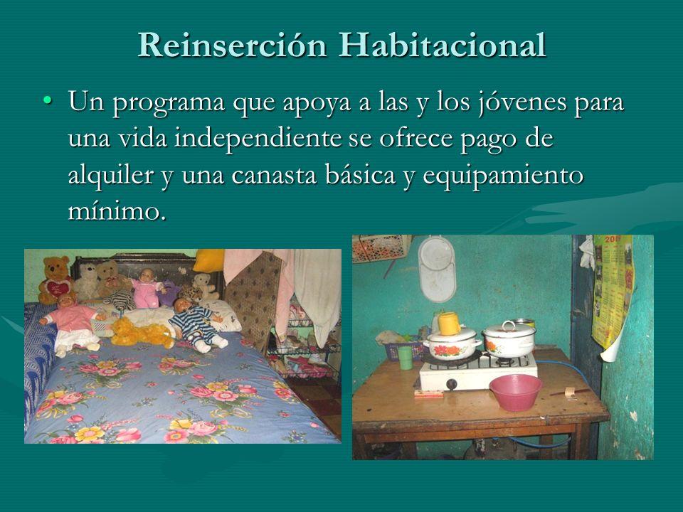 Reinserción Habitacional