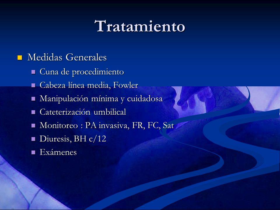 Tratamiento Medidas Generales Cuna de procedimiento