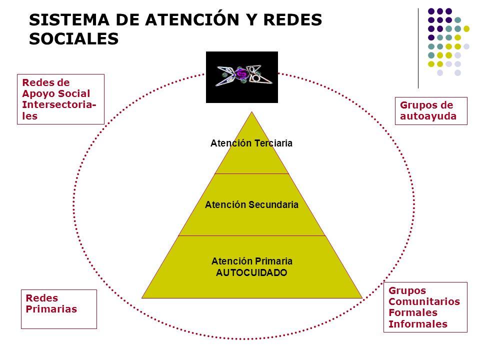 SISTEMA DE ATENCIÓN Y REDES SOCIALES