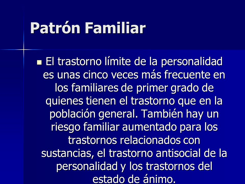 Patrón Familiar
