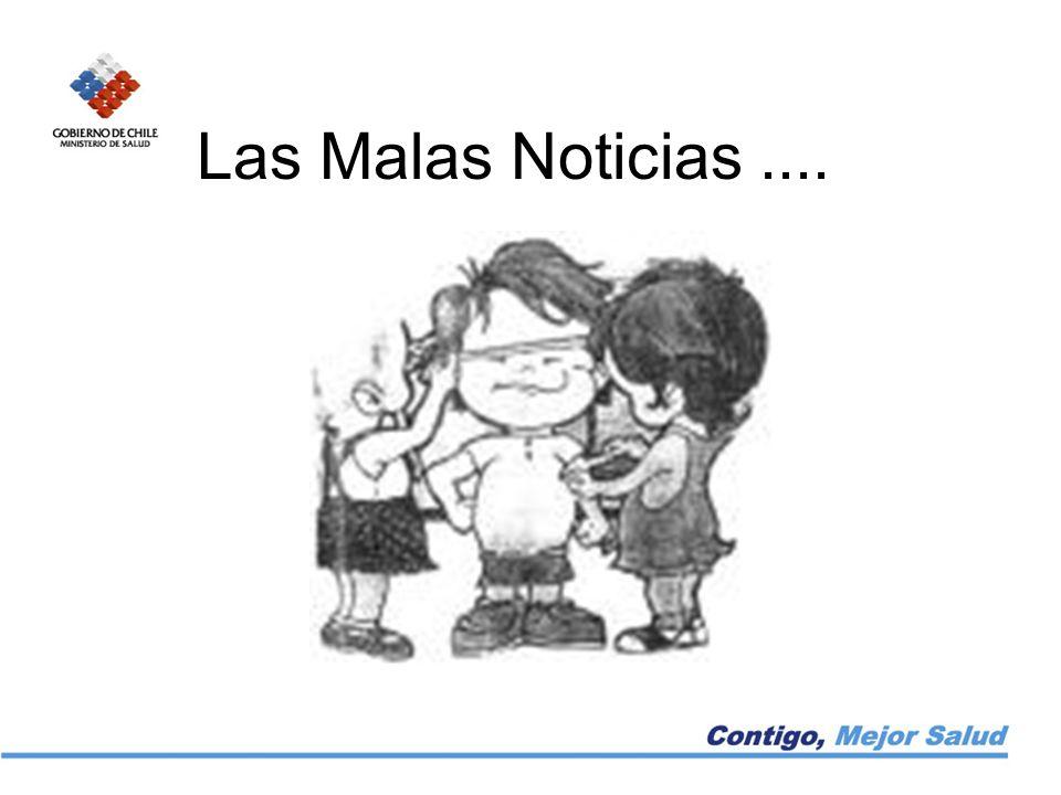 Las Malas Noticias .... 3