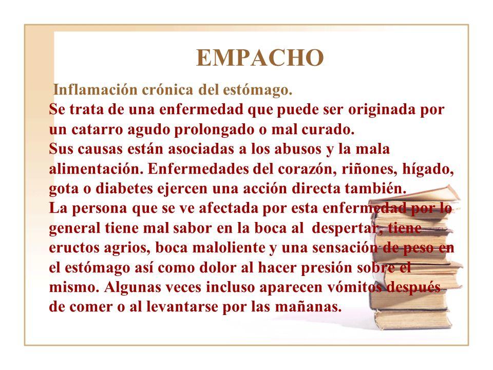 EMPACHO