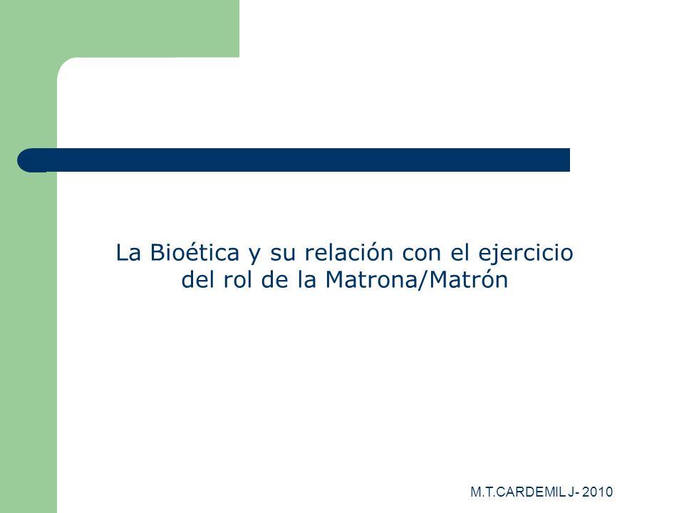 La Bioética y su relación con el ejercicio