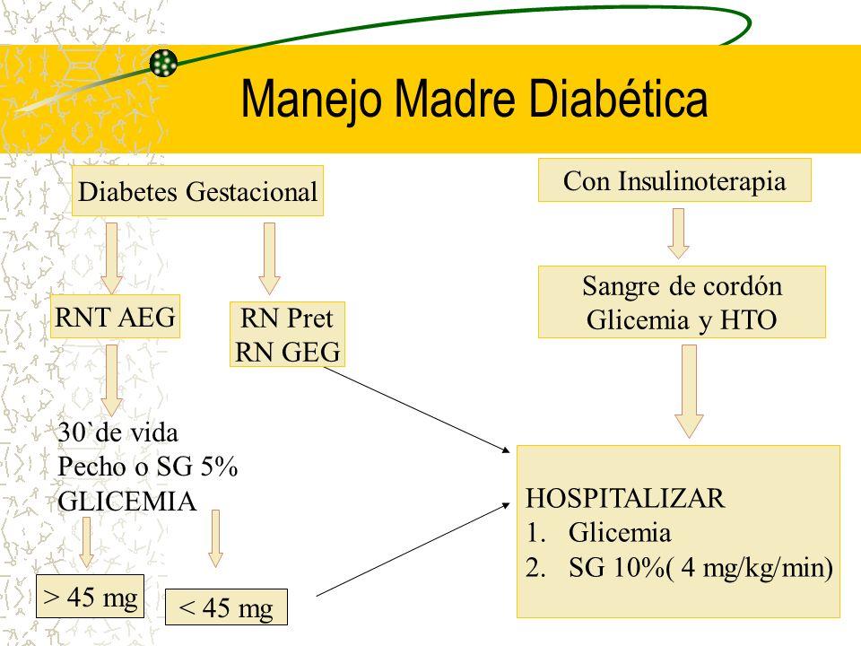 Manejo Madre Diabética