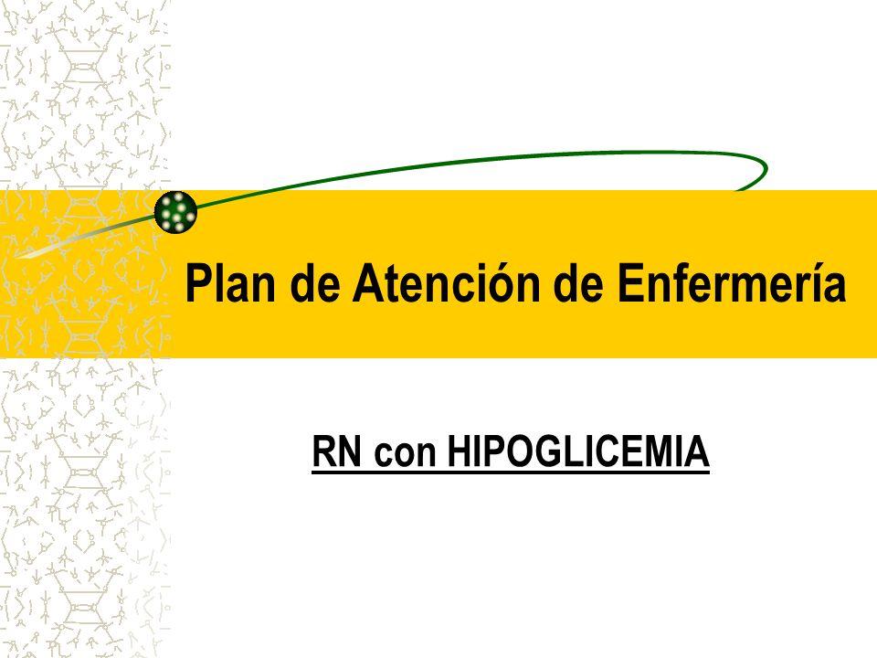 Plan de Atención de Enfermería