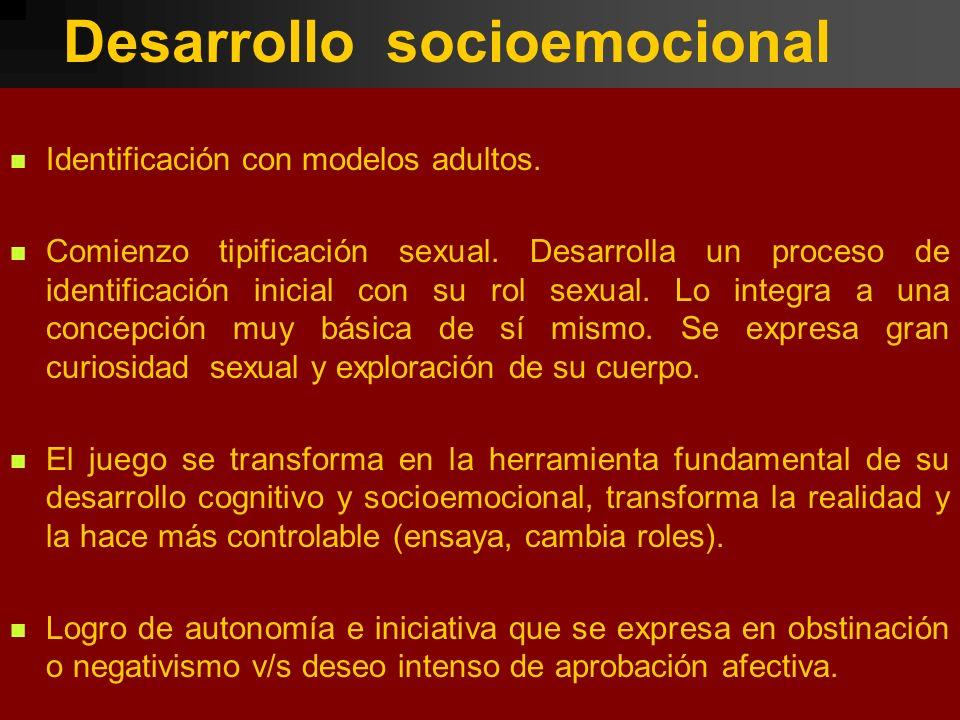 Desarrollo socioemocional