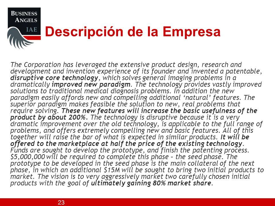 Descripción de la Empresa