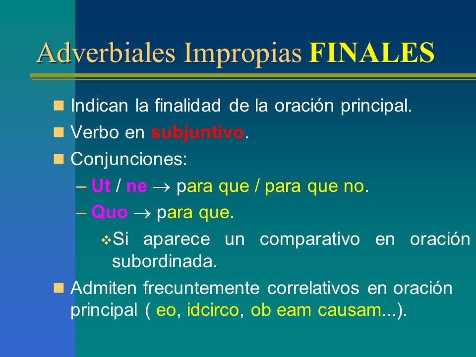Adverbiales Impropias FINALES