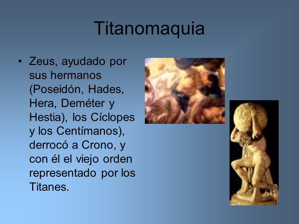 Titanomaquia