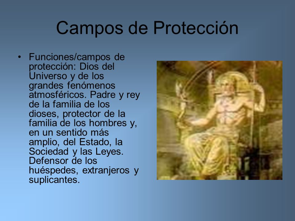 Campos de Protección