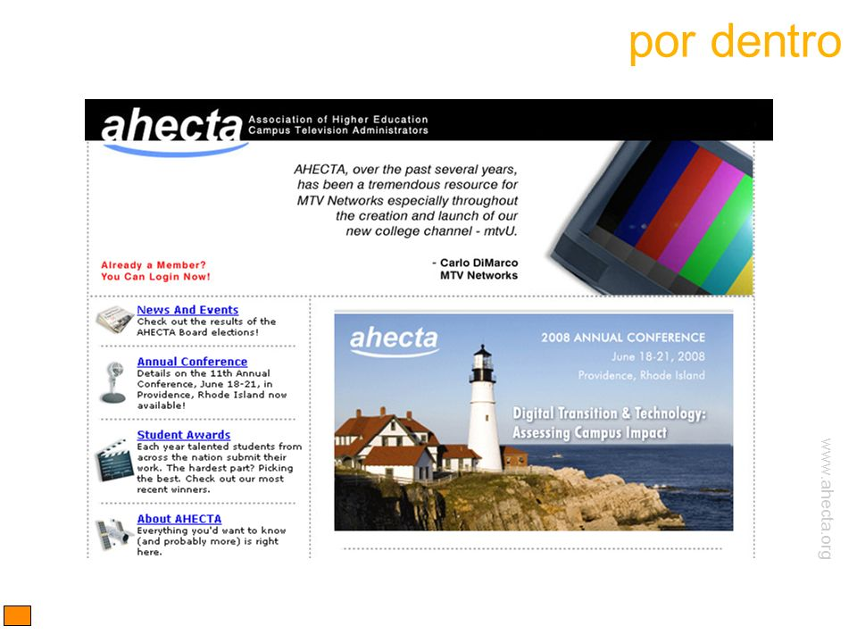 por dentro www.ahecta.org 73