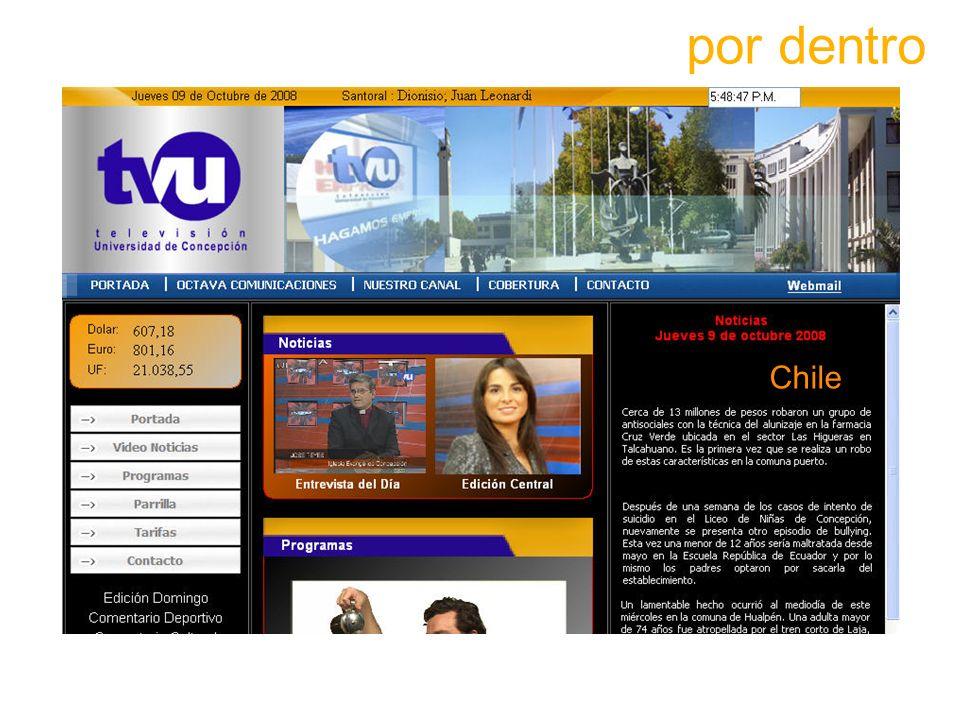 por dentro Chile