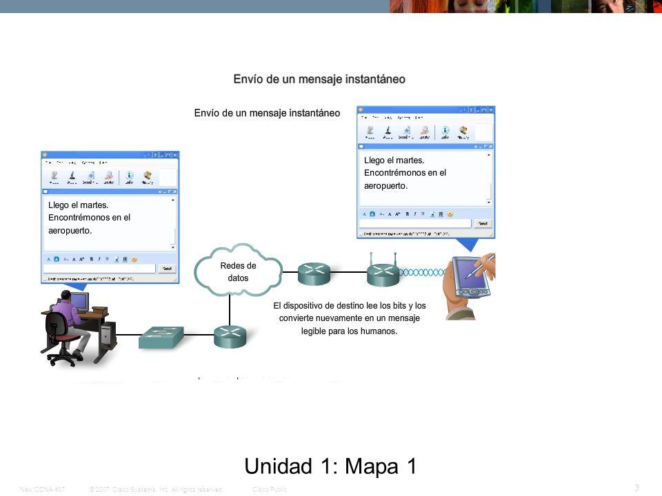 Unidad 1: Mapa 1