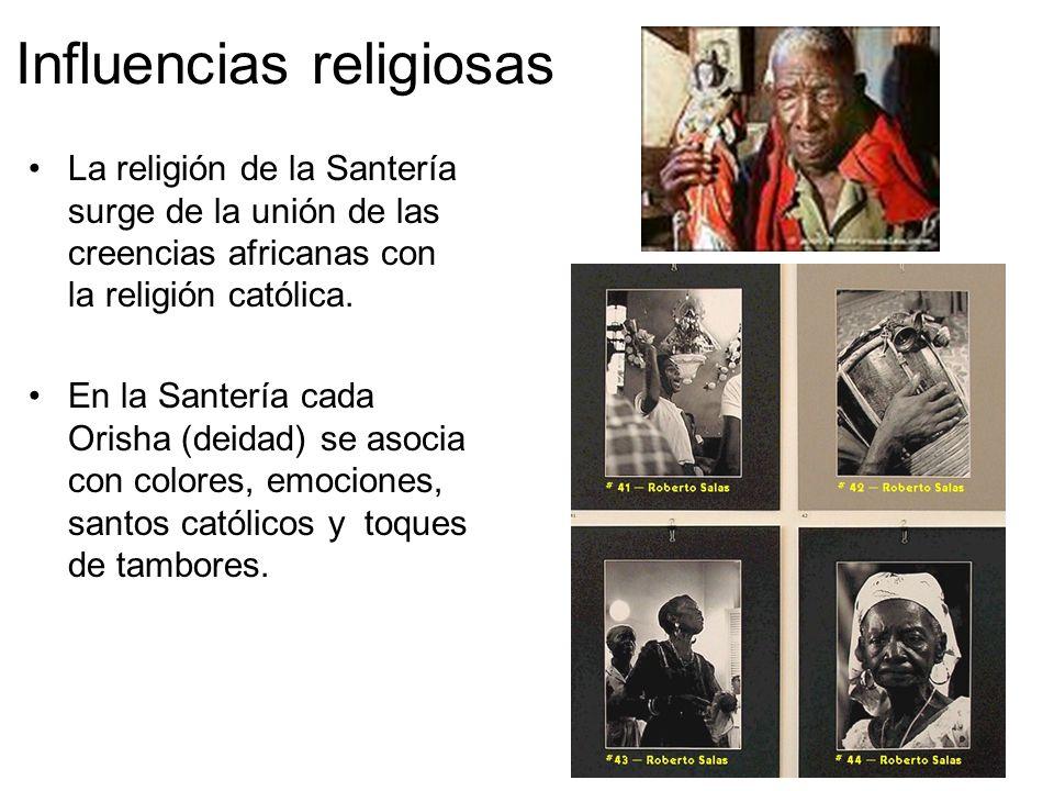 Influencias religiosas