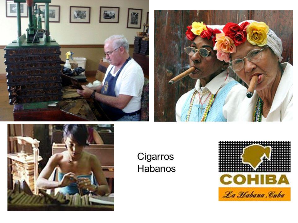 Cigarros Habanos