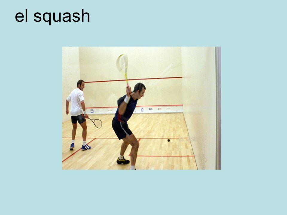 el squash