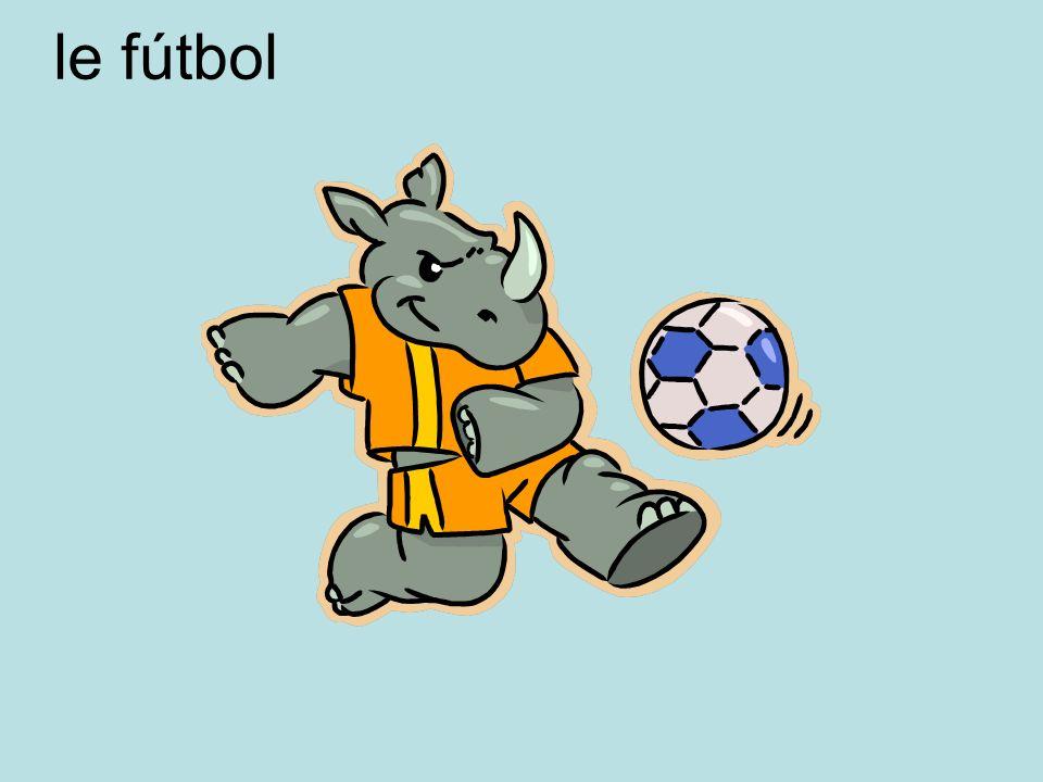 le fútbol