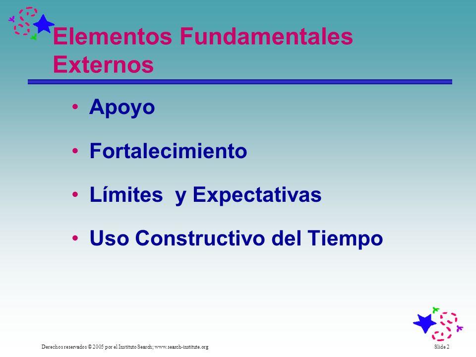 Elementos Fundamentales Externos