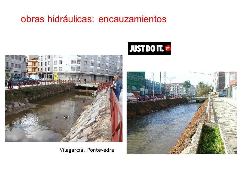 obras hidráulicas: encauzamientos