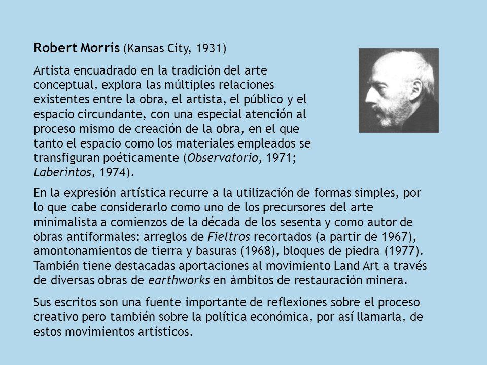 Robert Morris (Kansas City, 1931)