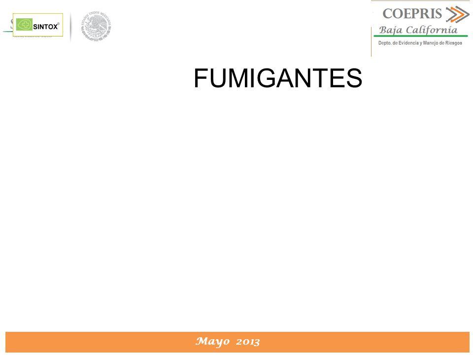 FUMIGANTES