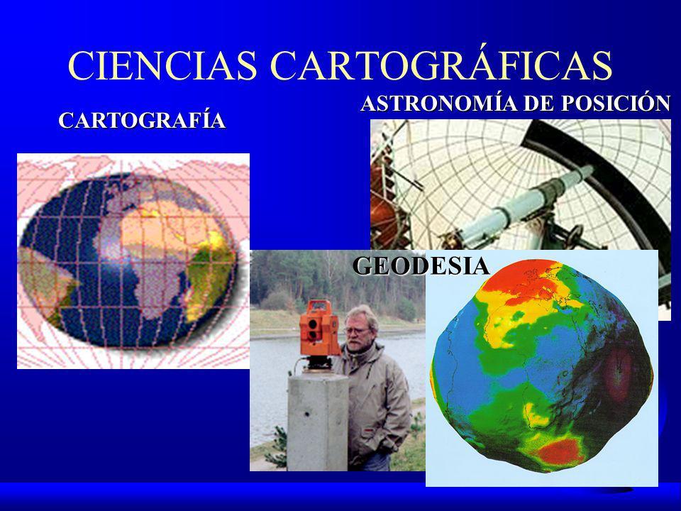 CIENCIAS CARTOGRÁFICAS
