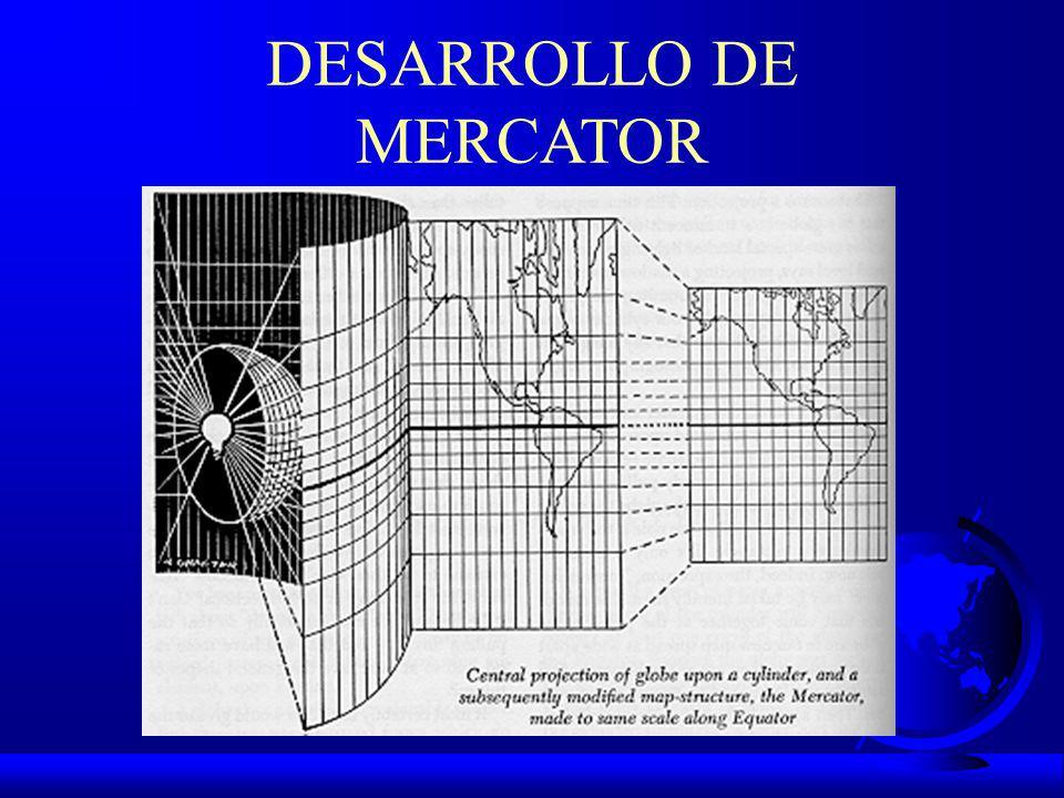 DESARROLLO DE MERCATOR