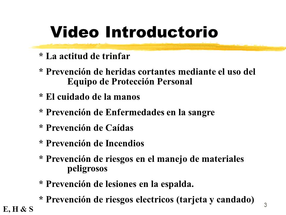 Video Introductorio * La actitud de trinfar
