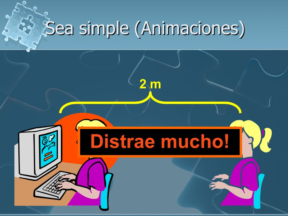 Sea simple (Animaciones)