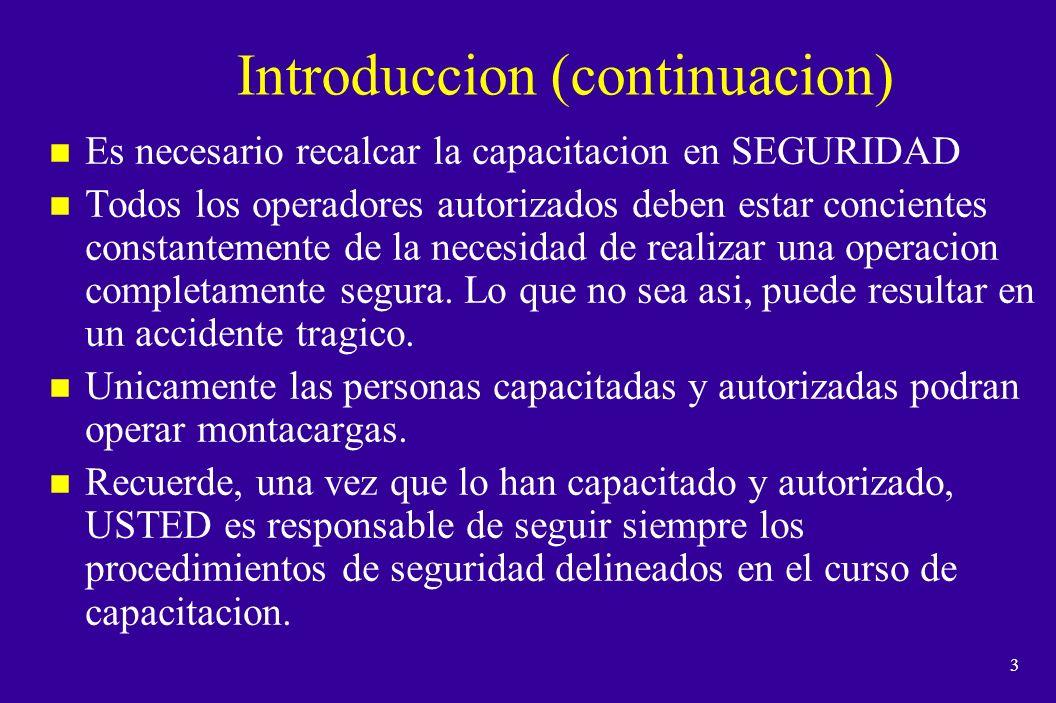 Introduccion (continuacion)