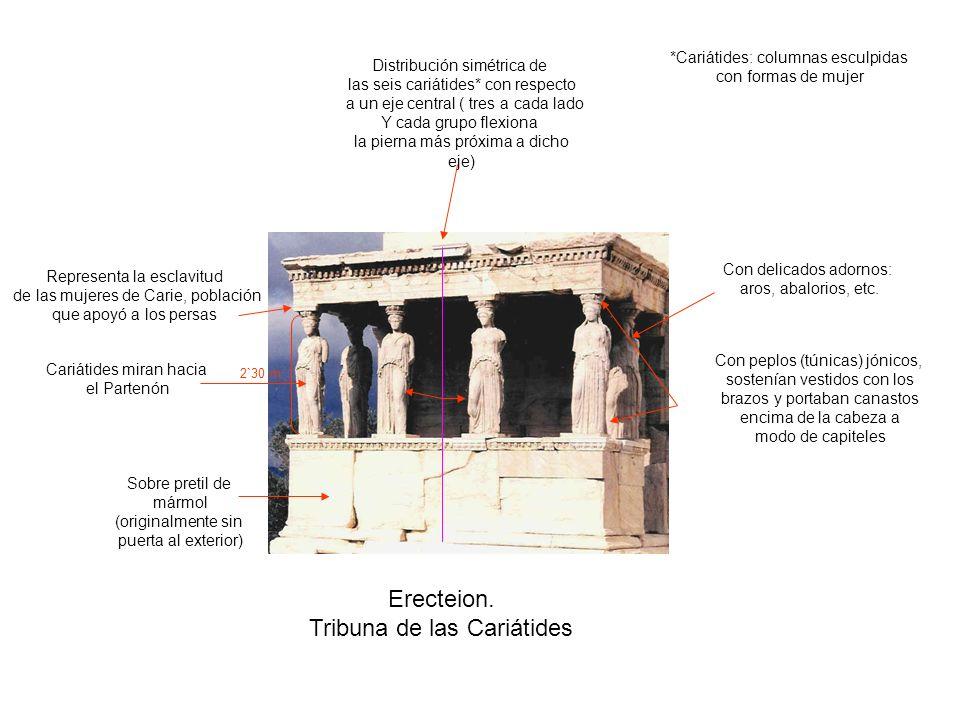 Tribuna de las Cariátides