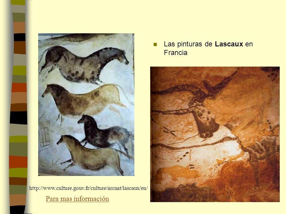 Las pinturas de Lascaux en Francia
