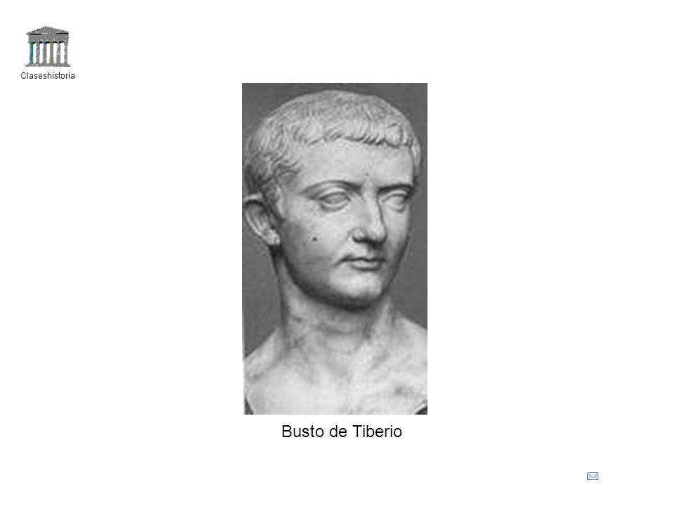 Claseshistoria Busto de Tiberio