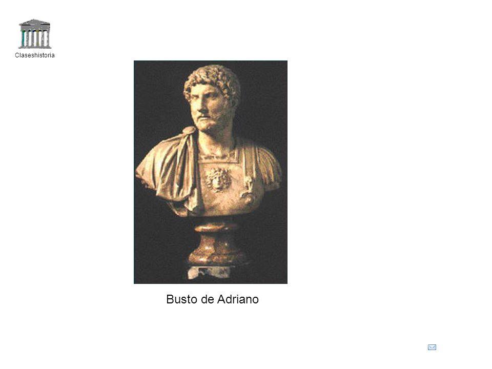 Claseshistoria Busto de Adriano