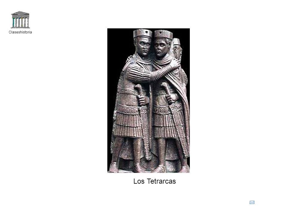 Claseshistoria Los Tetrarcas